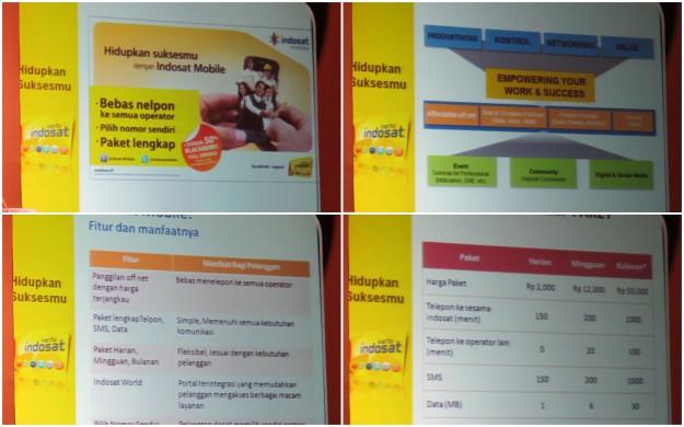Paket Indosat Mobile