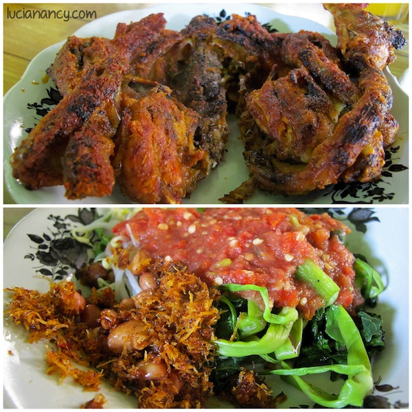 Ayam Taliwang, makanan khas Lombok yang pedasnya saingan dengan sambel Semeru. Ampun jenderal!