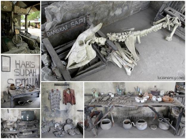 Sisa harta karun keluarga Pak Riyanto yang kini menjadi isi Museum Sisa Hartaku.