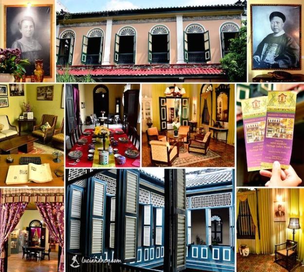 Tjong A fie memberikan rumah ini sebagai hadiah untuk istri keduanya yang berasal dari Malaysia.